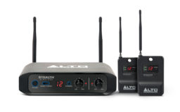 Audio Funkübertragung Alto Stealth Wireless