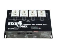 Dimmerpack Eurolite EDX-4